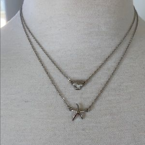 Shell & Starfish Necklace